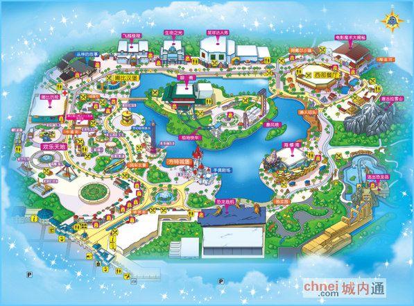 郑州市方特游乐园_郑州方特游乐园的地址、电话、地图位置、网站和简介|景区/景点 ...